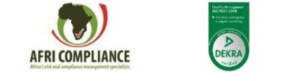 afri compliance and dekra Logo